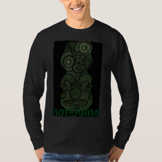 NZ Maori Tiki Tee Shirts