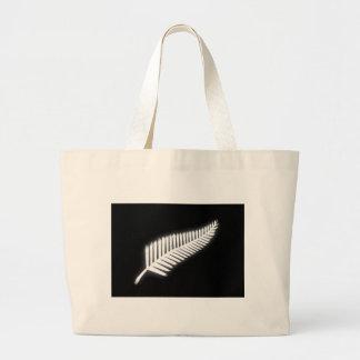 NZ Silver Fern National Emblem Patriotic Gift Bag