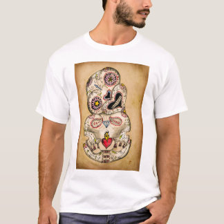 NZ Sugar Tiki T-Shirt
