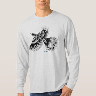 NZ Tui by Joni NZ Art Shirt