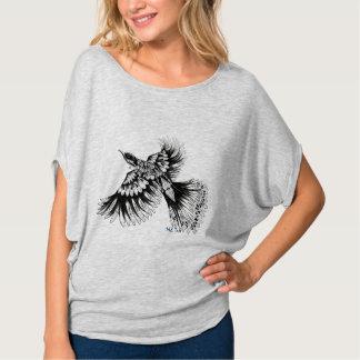 NZ Tui by Joni NZ Art T-shirt