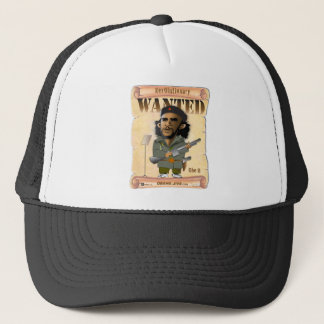 O Che Revolutionary Trucker Hat