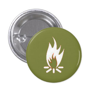 O.D. GREEN TACTICAL: BAG BUTTONS - FIRE