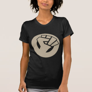 """O"" is for Occupy (Sand) T-Shirt"