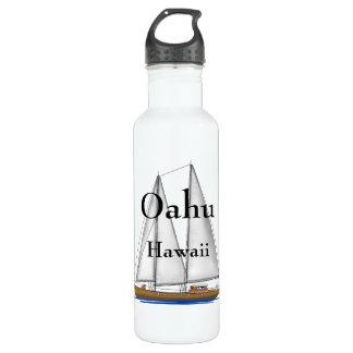 Oahu Hawaii 710 Ml Water Bottle