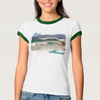 Oahu Hawaii ladies shirt
