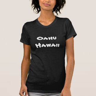 Oahu Hawaii T-Shirt