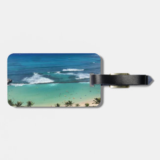 OAHU LUGGAGE TAG