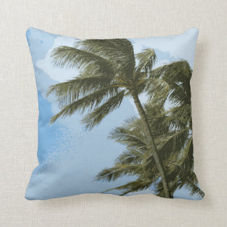 Oahu Palms Cushion