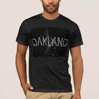 Oakland (shattered glass) T-Shirt