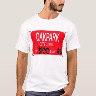 OAKPARK City Limit -- T-Shirt