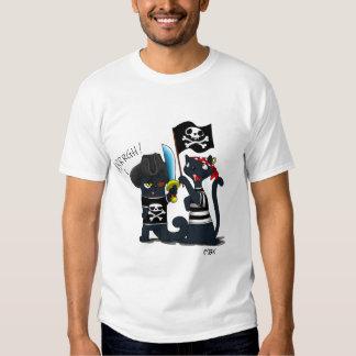 OATpirateRENDERfinal T-shirts