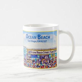 OB coffee cup