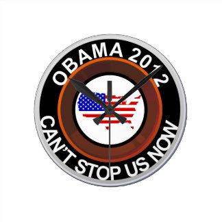 Obama 2012 Clock