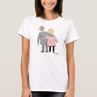 Obama and Hillary T-Shirt