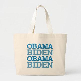 Obama Biden Canvas Bags