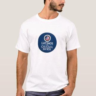 Obama Biden LATINOS T-Shirt
