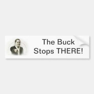 Obama Blame Car Bumper Sticker