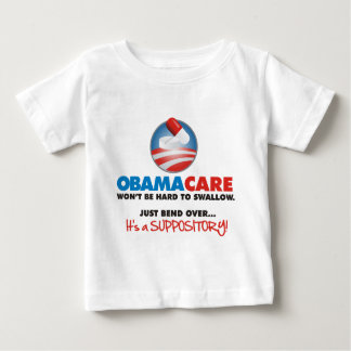OBAMA CARE suppository Baby T-Shirt