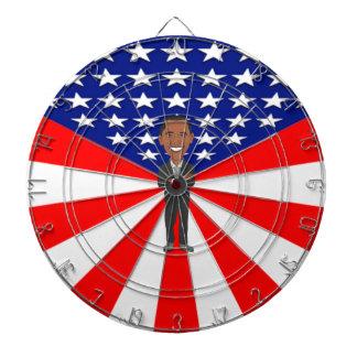 Obama Dart Board