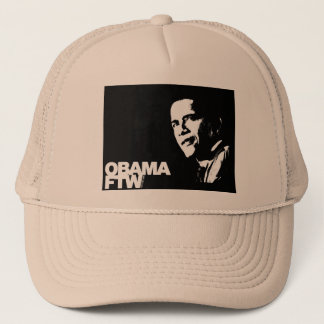 Obama FTW - For The Win Hat