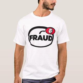 Obama is a Fraud shirt