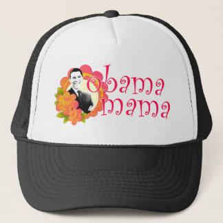 obama mama trucker hat