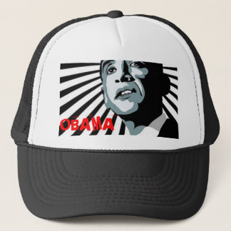 Obama new wave trucker hat
