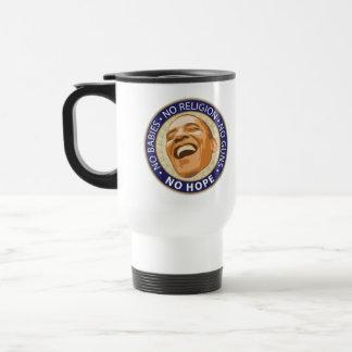"""Obama """"No Hope"""" Mug"""