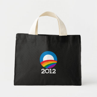 Obama Pride 2012 Canvas Bags