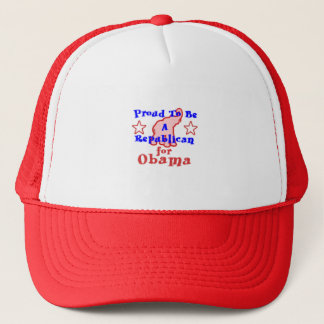 Obama Republican Hat