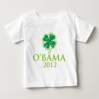obama st partick day baby T-Shirt