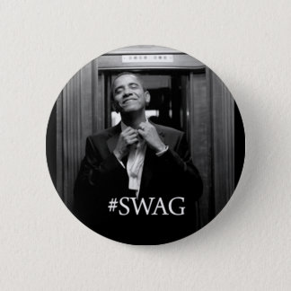 Obama Swag 6 Cm Round Badge