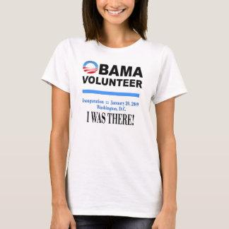 Obama Volunteer T-Shirt