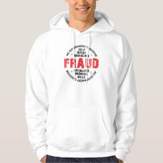 Obamacare Fraud Hoodie