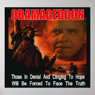 Obamageddon Print