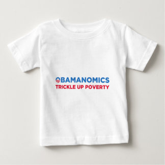 Obamanomics Baby T-Shirt