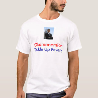 Obamanomics T-Shirt w/picture