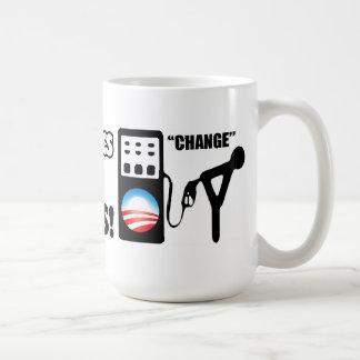 Obamanomics: We Pay! Coffee Mug