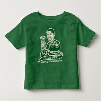 Obama's Irish Pub Toddler T-Shirt
