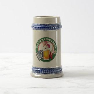 Oberkrainer mug for men only!