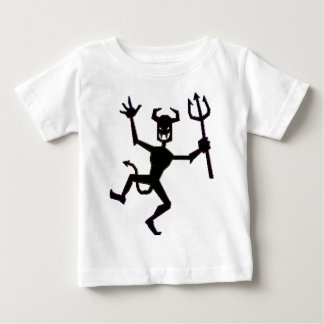Obscure Indication Magickal Fire Devil Products Baby T-Shirt