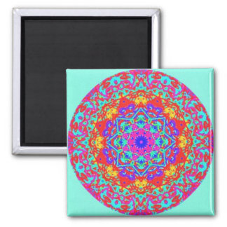 Observance 2 Inch Square Magnet