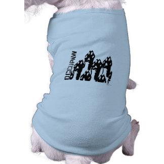 """""""occuPAW"""" Dog T Shirt"""