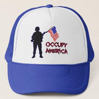 Occupy America Trucker Hat