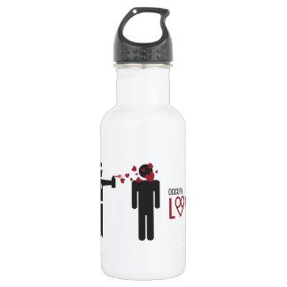 Occupy Love cool spray love design 532 Ml Water Bottle