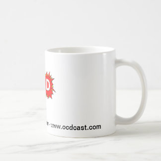 OCD Podcast Coffee Mug
