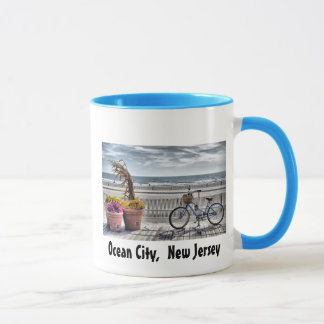 Ocean City, New Jersey Mug