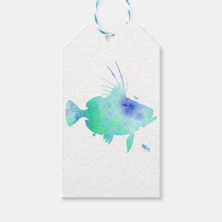ocean fish aqua wrapping