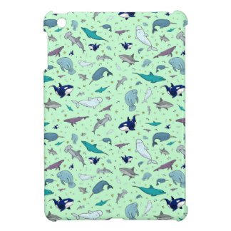 Ocean in Green Cover For The iPad Mini